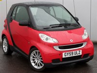 Used Smart Car Fortwo 1.0 Passion 2dr