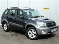 Used Toyota RAV4 D-4D XT4 5dr SUPPLIED WITH A NEW MOT!!