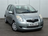 Used Toyota Yaris T3 D-4D MM