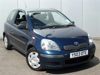 Used Toyota Yaris VVT-i T3 3dr MMT IDEAL FIRST CAR!!!