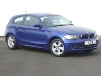 Used BMW 116i 1-series SE 3dr 122]