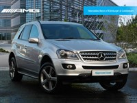 Used Mercedes ML320 M-Class CDI Edition 10