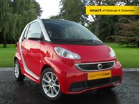 Used Smart Car Fortwo Coupe 71bhp mhd