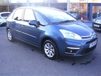Used Citroen C4 Picasso PICASSO VTR+ HDI 110hp - Air conditioning -- Alloy Wheels ??130 RFL