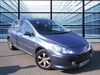 Used Peugeot 307 S 5Dr AUTO - Air Conditioning, Windows, ABS Brakes,