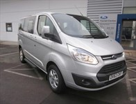 Used Ford Transit Custom 300 Limited Tourneo TDCi 155