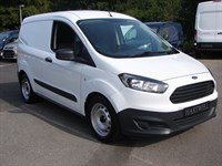 Used Ford Transit NEW Ford Transit Courier TDCI 75PS BASE in Frozen White.