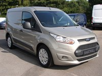 Used Ford Transit New Ford Transit Connect 200 L1 Trend Duratorq TDCi 75PS with Air Condit