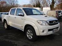Used Toyota Hilux INVINCIBLE 4X4 D-4D DCB - A MUST SEE!!!