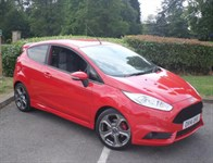 Used Ford Fiesta ST-2 (EcoBoost) Navigation Rain Sensing Wipers & Autolights