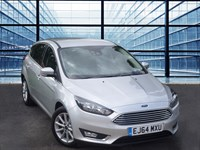 Used Ford Focus TITANIUM POWERSHIFT AUTO - FORD DIRECT REAR VIEW CAMERA CRUISE CONT
