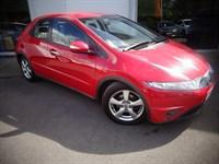 Used Honda Civic I-VTEC SE I-SHIFT 5dr, Front Windows & Remote Central Lock