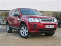 Used Land Rover Freelander TD4 GS, Full Leather Trim, Alloy Wheels, Cruise Control, Auto Lights, Day T