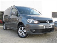 Used VW Caddy MAXI LIFE Caddy, 7 Seater, Roof Bars, NAV, Air Con, Sliding Rear Doors