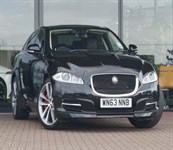 Used Jaguar XJ Portfolio (V6), Sports exterior styling pack, Heated and Cooled seats, Heat