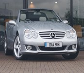 Used Mercedes SL500 SL-Class (7G-Tronic)