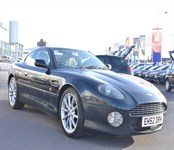 Used Aston Martin DB7 VANTAGE (Automatic Litre V12 5 Speed , Dark Racing Green, Electri