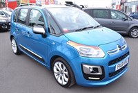 Used Citroen C3 Picasso C3 PICASSO SELECTION (BLUETOOTH, CRUISE CONTROL, PANORAMIC SUNROOF, SPEED L