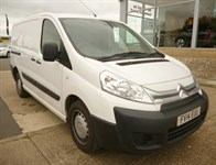 Used Citroen Dispatch 1200 Enterprise (HDi 125) (Ex demonstrator)