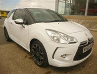 Used Citroen DS3 White (HDi 90)