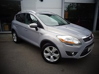 Used Ford Kuga Titanium TDCI 163ps 5dr, AWD 4WD, Sony DAB Radio, Bluetooth, Keyless En