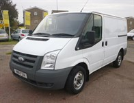 Used Ford Transit 260 Duratorq TDCi (Comes Ply Lined)