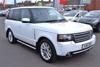 Used Land Rover Range Rover TDV8 WESTMINSTER (4.4l V8 JAG ENGINE! PERFECT EXAMPLE! NOT A MARK ON HER! M