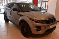 Used Land Rover Range Rover Evoque SD4 DYNAMIC (1 OWNER FROM NEW, XENON HEADLIGHTS, BLUETOOTH, CRUISE CONTROL,