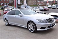Used Mercedes S350 S CLASS BLUEEFFICIENCY L, SALES HOTLINE 07976 337616!