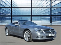 Used Mercedes SL350 SL CLASS Automatic, Sports Pack, Panoramic Glass Roof, Parktronic, Harmon Kard