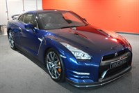 Used Nissan GT-R V6 (1 Private Owner)