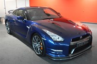 Used Nissan GT-R ( Premium Edition 550bhp 1 Private Owner in Immaculate Condition)