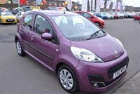 Used Peugeot 107 Active (VTi 68) Semi Automatic, ABS, ESP, Cornering Stability Control, ISOF