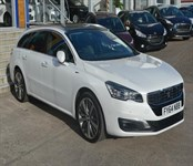Used Peugeot 508 508 SW GT (2.2 HDi 200 FAP Auto) Full Leather, Cruise Control, Front and Rear Sens