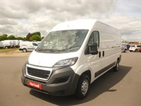 Used Peugeot Boxer HDI 335 L3H2 PROFESSIONAL (Pre Registered Including Aircon Bluetooth Sat Na