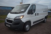 Used Peugeot Boxer 333 MWB (HDI 130)(Pre-registered Delivery Mileage)