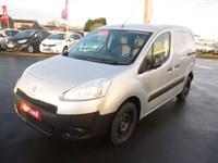 Used Peugeot Partner 625 Professioanl HDi 75ps (Ex Demostrator) Comes With, Air Con Blueto