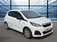 Used Peugeot 108 Active Ex Demonstrator AUTO Air Conditioning, Bluetooth, Touch Screen Trip