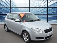Used Skoda Fabia LEVEL 2 TDI (Alloys, Air Conditioning, IsoFix, Windows, Central Lo