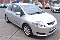 Used Toyota Auris TR VVT-I, litre petrol 3 door manual, electric windows, multi informati