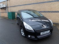 Used Peugeot 5008 HDi 110 Sport 5dr EGC