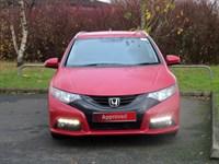 Used Honda Civic i-DTEC SR 5dr