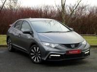 Used Honda Civic i-DTEC EX Plus 5dr