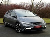 Used Honda Civic i-DTEC EX Plus 5dr