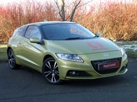 Used Honda CR-Z IMA 137 GT 3dr