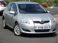 Used Toyota Auris VVTi TR 3dr