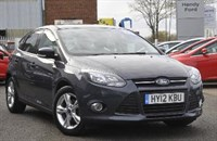 Used Ford Focus TI-VCT (125ps) Zetec