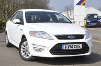 Used Ford Mondeo Ti-VCT (120ps) Graphite