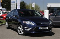 Used Ford Mondeo T 160 Titanium X EcoBoost (S/S)