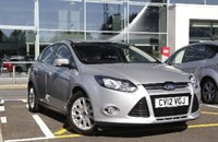Used Ford Focus TI-VCT (125ps) Titanium
